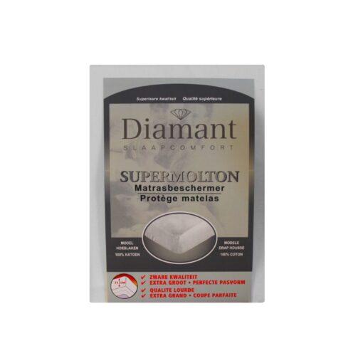 Diamant - Matrasbeschermer