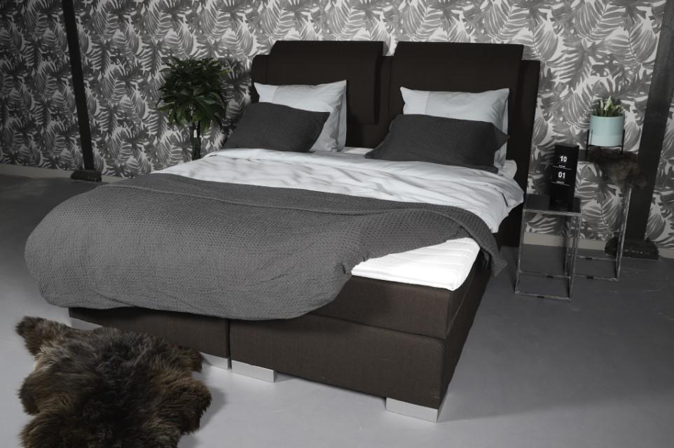 Comfortabele nachtrust boxspring verona matrasconcurrent