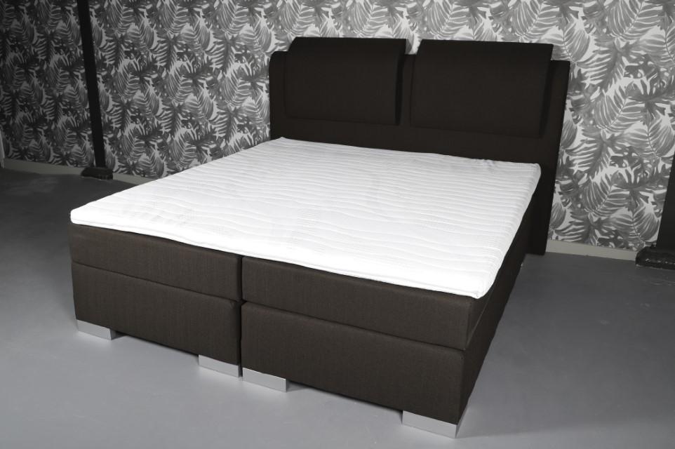 Caravan Matras 140x210 : Comfortabele nachtrust boxspring verona matrasconcurrent