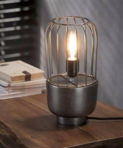 Nachtlamp Ø15 draadstaal