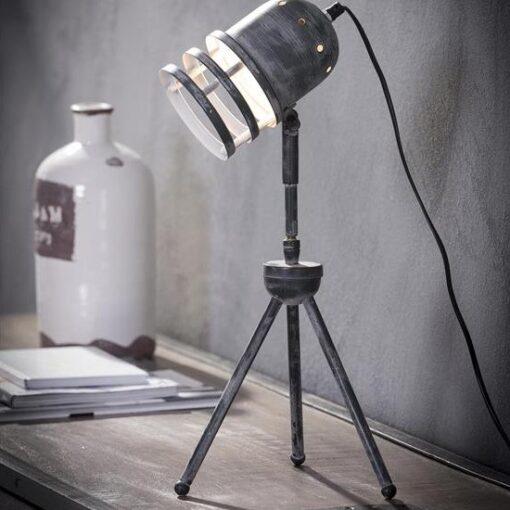Nachtlamp Iron Schroef