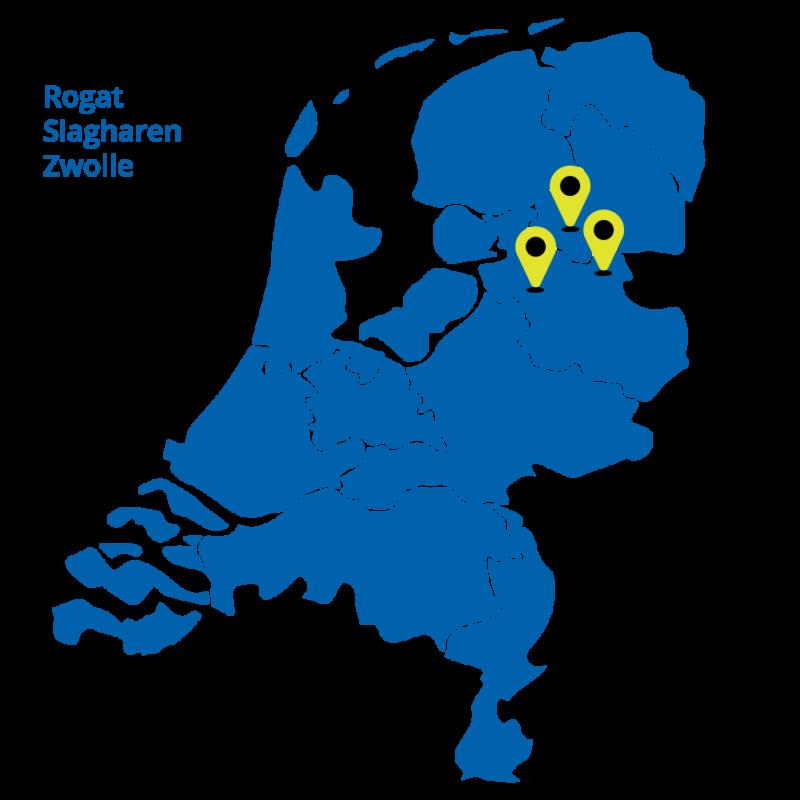 nederland met vestigingen matrasconcurrent