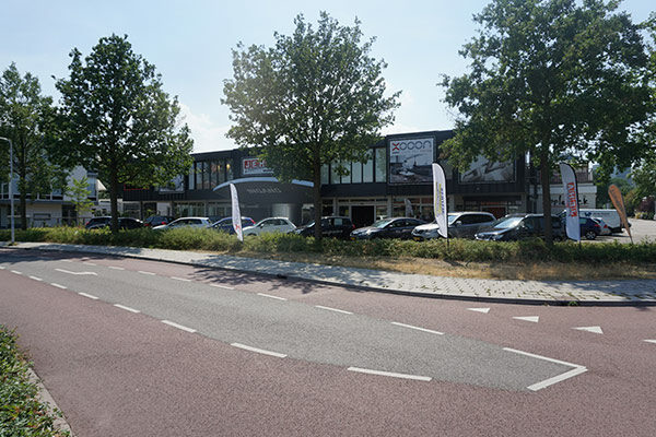 Matrasconcurrent pand in zwolle